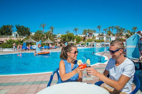 Bar de piscine hôtel hl club playa blanca**** lanzarote