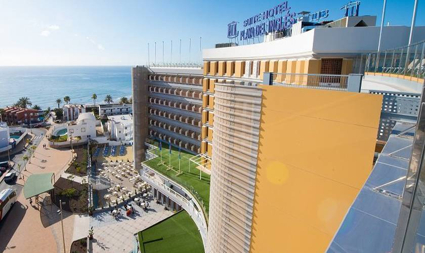 SUITEHOTEL VIEWS Hôtel HL Suitehotel Playa del Ingles**** en Gran Canaria