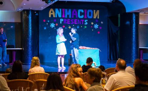 ANIMATION Hôtel HL Club Playa Blanca**** en Lanzarote
