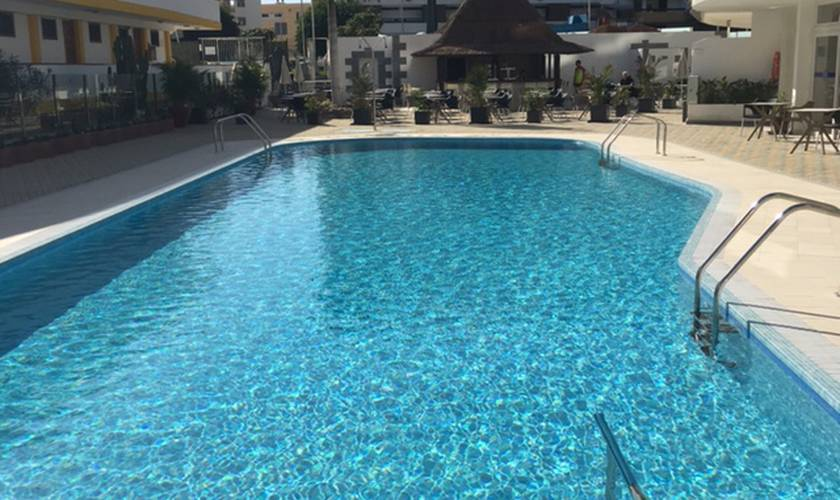 SWIMMING POOL Hôtel HL Suitehotel Playa del Ingles**** en Gran Canaria